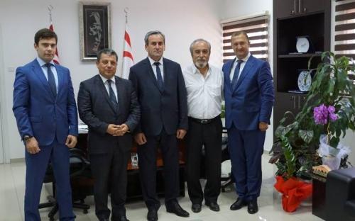 Кипртәи Апарламент Адепутат Меҳмеҭ Чаалар