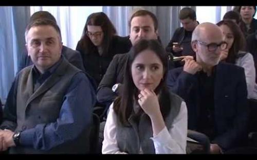 Embedded thumbnail for В Сухуме прошел первый Международный Форум Некоммерческих Организаций Абхазии