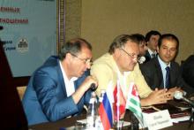 Выступление Сергея Шамба, Депутата Парламента Республики Абхазия
