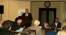 Выступления Хасана Кнболата, директора Центра Политических Исследований Анкары